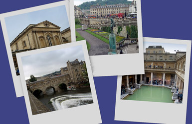 One Day with Romans in Bath